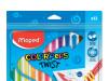 Voštane boje Twistable 12/1 Maped 860612
