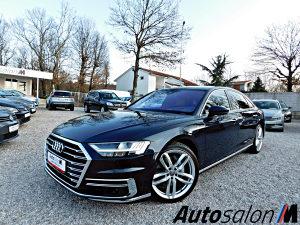 Audi A8 L 50 TDI quattro