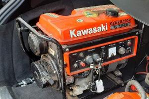 Agregat Kawasaki