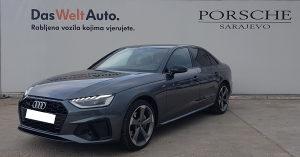 Audi A4 2.0 TDI 40 quattro S-tronic S-line