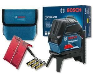 Bosch točkasti laser nivelir GCL 2-15 Professional RM1