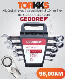 Set ključeva RED GEDORE