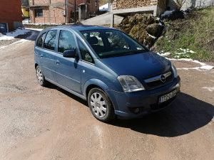 Opel Meriva 1.6 16v plin 2008