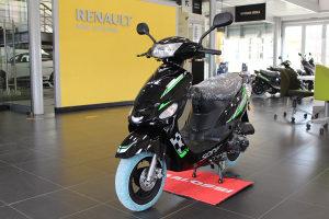 SONIC VANZA 50 4T SKUTER MOTOCIKL MOTOR