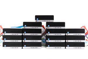 Računar HP 600 G3; G4400 3,3 GHz; 8GB DDR4; 256GB SSD