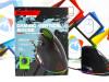 Gaming miš Canyon Emisat vertikalni RGB CND-SGM14RGB