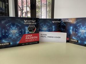 SAPPHIRE NITRO+ Radeon RX 6800 XT 16GB 256-Bit GDDR6