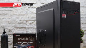 Gaming računar Intel i5 3470 AMD RX 550 4GB, RAM 8GB