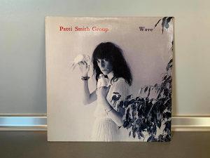 Lp Patti Smith Group - Wawe