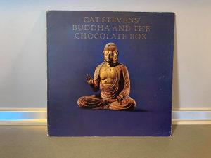 Lp Cat Stevens - Buddha and the chocolate box