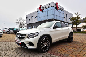 Mercedes GLC 220 D Coupe 4Matic NIGHT-PAKET AMG Line