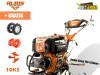 Motorni kultivator freza kopačica Ruris 1001KSD Diesel