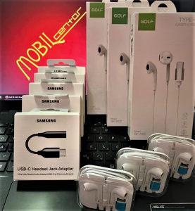 Slušalice Type C Adapter