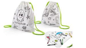 Dječja Gym torba s voštanim bojicama