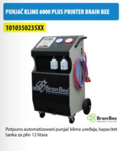 PUNJAČ KLIME 6000 PLUS PRINTER BRAIN BEE 1010350235XX