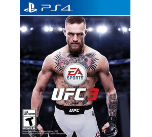 UFC 3 PS4 digital