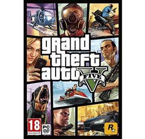 GTA 5 PS4 digital