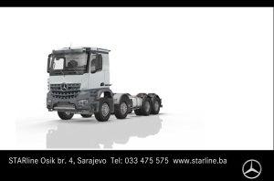 Mercedes-Benz Arocs 4142 K 8x4/4 EURO VI