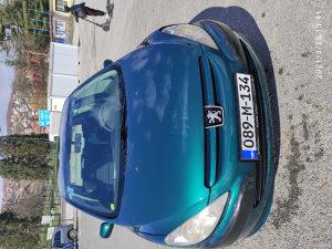 Peugeot Pezo 307 HDi 2.0 66 KW