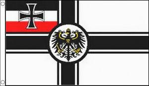 Njemačka carska mornarica zastava