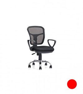 MASTER - Stolica kancelarijska CRVENA 8906