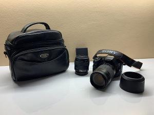 Sony SLT-A58 A58 a 58 DSLR fotoaparat foto aparat