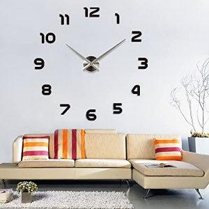 Zidni dekorativni satovi 3D - sat - dekorativni sat