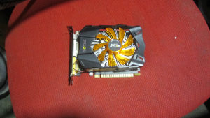 GTX 650 ti / 1 Gb ddr5 / 1x6 .