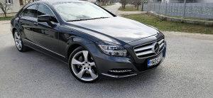 Mercedes-Benz CLS 350 CDI 2013 God