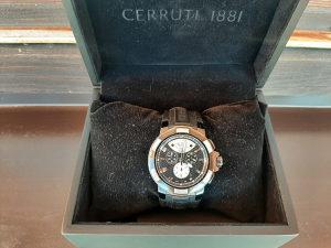 CERRUTI 1881 muski sat. Original top stanje.