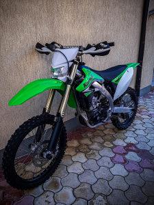 Kawasaki kx450f kx f kxf cross