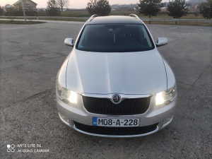 Škoda Superb 2.0tdi dsg 4x4 Alldrive