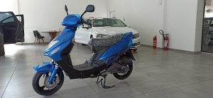 SONIC CITY+ 49,6ccm 4T SKUTER MOTOR