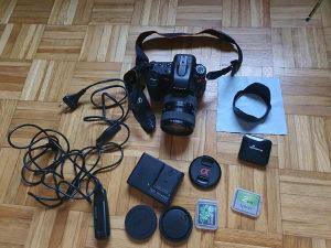 Fotoaparat Sony a350