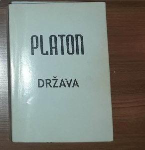 """Knjiga Platon """"Država"""""""