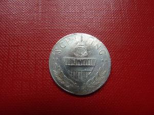 5 schilling 1963 Austrija,  srebro