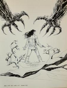 Magicni Vjetar orginalna naslovnica Bane Kerac