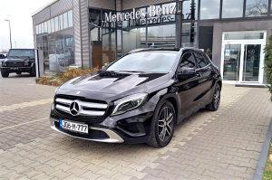 Mercedes - Benz GLA 200d 4matic