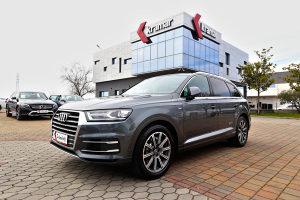 Audi Q7 3.0 TDI Quattro S-Tronic S-Line 7-Sjedišta