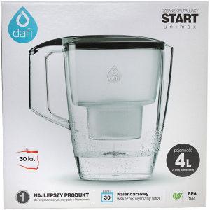 Bokal za vodu 4L 2x filter kao Brita filtriranje vode