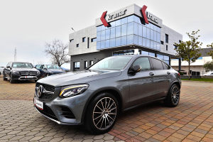 Mercedes GLC 350 D Coupe 4Matic NIGHT-PAKET AMG Line