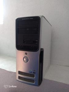 Pc Dell intel c2d-4 gb ddr2-250hdd-win7