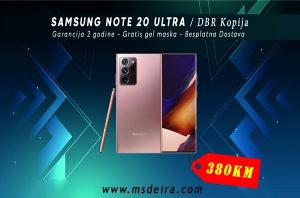 Note 20 ULTRA | 8/128GB | Dubai / DBR Kopija |