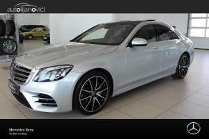 Mercedes-Benz S 400d 4MATIC