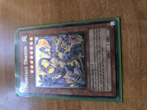 Montage Dragon Ultimate Rare Unlimited Yugioh/ Yu Gi Oh