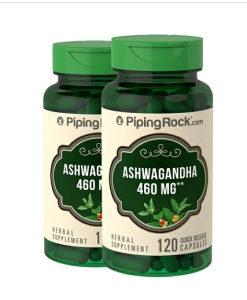 Ashwagandha 460 mg/ 120 kapsula