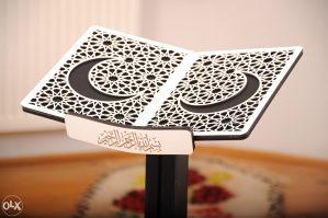 Podesivi stalak za Kur'an (rahle)