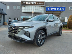 Hyundai Tucson 1.6 T-GDI 6MT 2WD