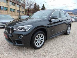 BMW X1 1.5 S drive ALU NAVI