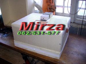 Automatski Inkubator kapaciteta 100  jaja viandota